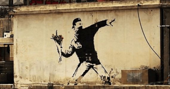 banksy activismo