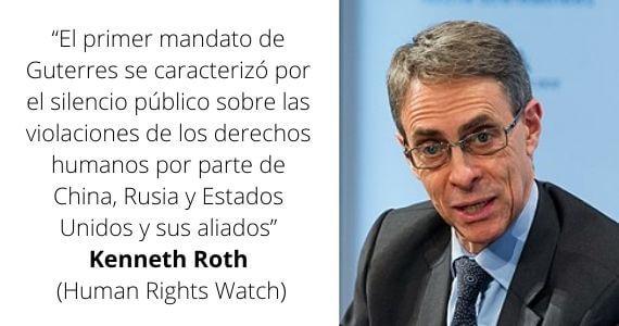 onu orden mundial derechos humanos ddhh